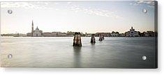 Venice Sunrise 00365 Acrylic Print