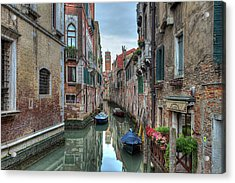 Venetian Morning Acrylic Print