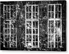 Vent Acrylic Print by Matti Ollikainen
