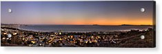 Ventura, Anacapa And Santa Cruz Islands Hdr Acrylic Print