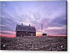 Ventura Barn Acrylic Print