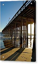 Ventura Pier Acrylic Print