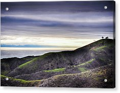 Ventura Two Sisters Acrylic Print by Kyle Hanson