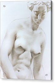 Venus1c Acrylic Print by Valeriy Mavlo