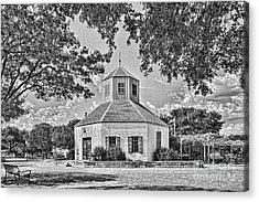Vereins Kirche Acrylic Print