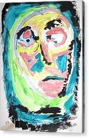 Verging On Morbidity Acrylic Print