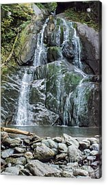 Vermont Waterfall Acrylic Print