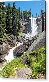 Vernal Falls- Acrylic Print