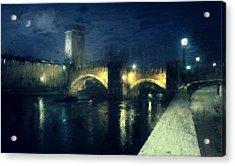 Verona, Castelvecchio Acrylic Print