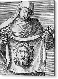 Veronica's Cloth Acrylic Print