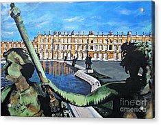 Versailles Palace Acrylic Print