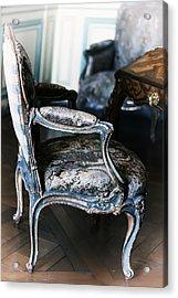 Very Elegant - Very Marie Antoinette Acrylic Print