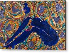 Vesica  Pisces Acrylic Print