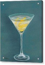 Vesper Martini Acrylic Print