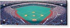 Veteran Stadium, Phyllis V. Astros Acrylic Print by Panoramic Images
