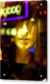 Vetty 2 Acrylic Print by Jez C Self