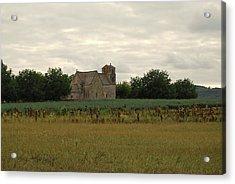 Vezac Church 1300 Acrylic Print