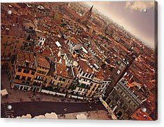 Vibrant Verona Acrylic Print