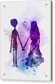 Victor And Emily Acrylic Print