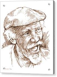 Victor Boa Acrylic Print