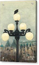 Victoria Evening Acrylic Print