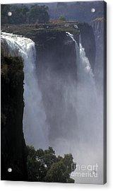 Victoria Falls - Zimbabwe Acrylic Print by Craig Lovell