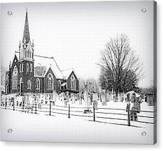 Victorian Gothic Acrylic Print