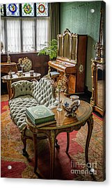 Victorian Life Acrylic Print by Adrian Evans