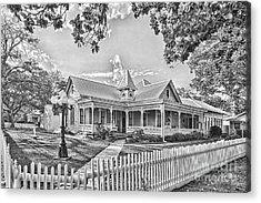 Victorian Sunday House Acrylic Print