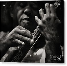 Victor's Groove Acrylic Print by Michel Verhoef