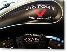 Victory 106 111116 Acrylic Print