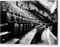 Victory Theatre, 1920-1979 Acrylic Print by JMerrickMedia