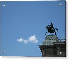 Vienna Sky Acrylic Print
