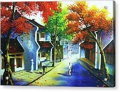 Vietnam Art Acrylic Print by An Pham