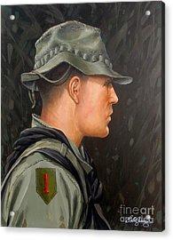 Vietnam Portraits No.12 Acrylic Print