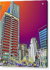 View At Union Square Acrylic Print
