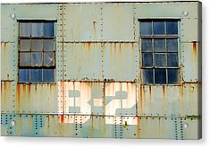 View B-2 Acrylic Print
