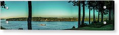 View From 11th Ave. Acrylic Print