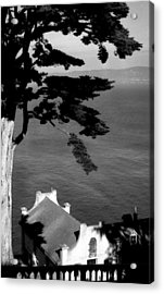 View From Alcatraz Acrylic Print