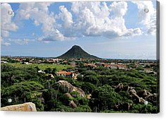View From Casibari Acrylic Print