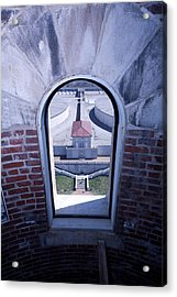 View From Compton Hill Water Tower Acrylic Print
