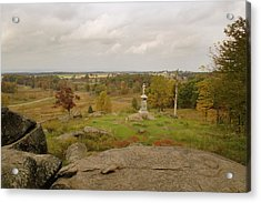 View From Little Round Top 2 Acrylic Print