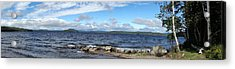 View From My Beach Acrylic Print