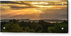 View From Overlook Park Acrylic Print