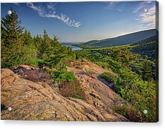 View From South Bubble Acrylic Print by Rick Berk