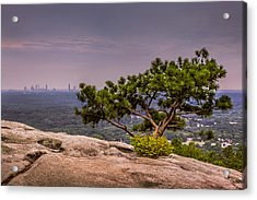 View From Stone Mountain Acrylic Print