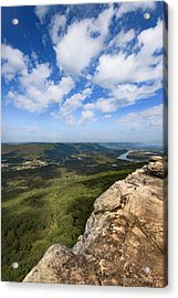 View From Sunset Rock 4 Acrylic Print