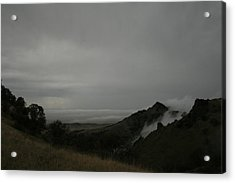 View From Sutter Buttes Acrylic Print