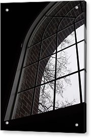 View From The Window Acrylic Print by Anna Villarreal Garbis