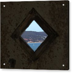 View Of Freedom Acrylic Print by Ty Helbach